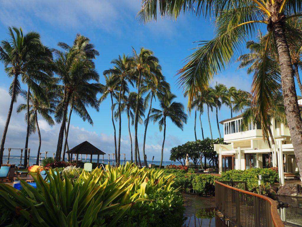ハワイ ホテル 挙式