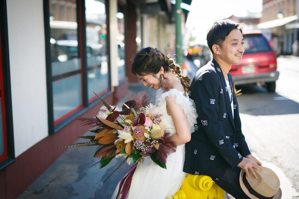 ハワイ ダウンタウン撮影 オシャレ アイテム