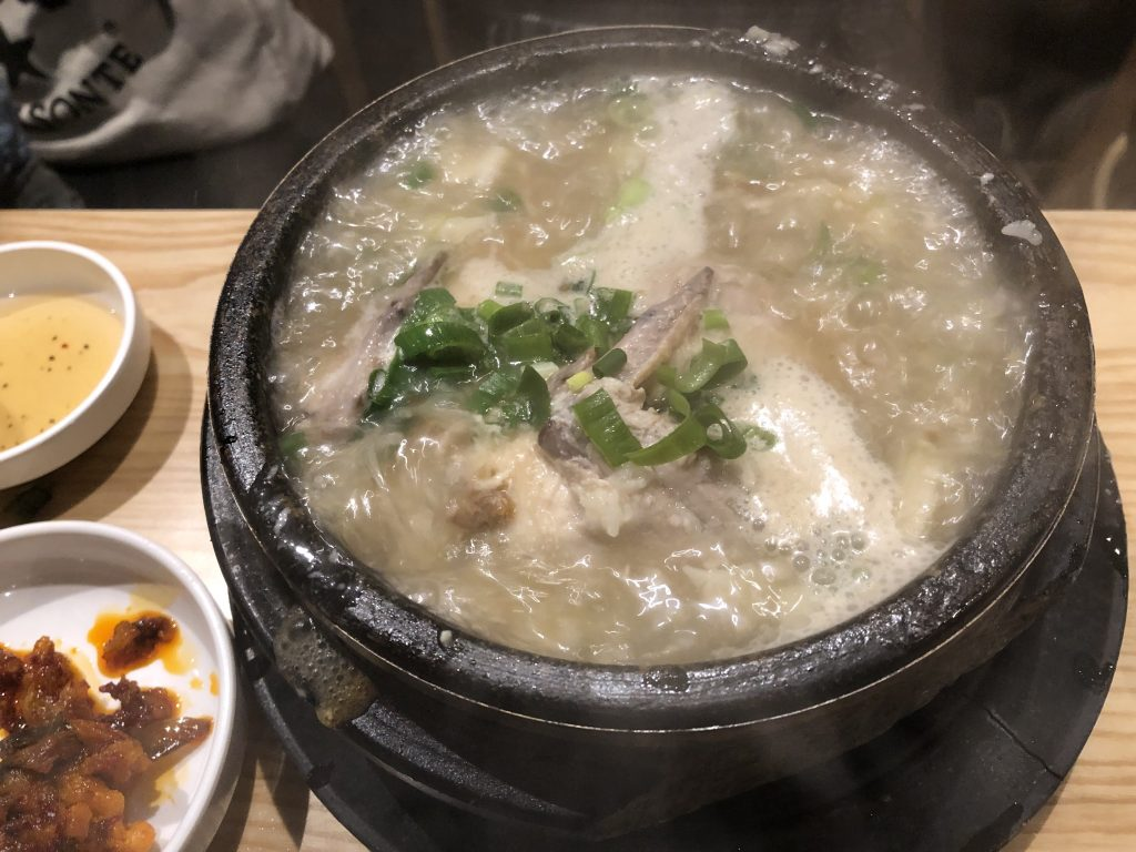 ハワイ 韓国料理 Choi's Garden