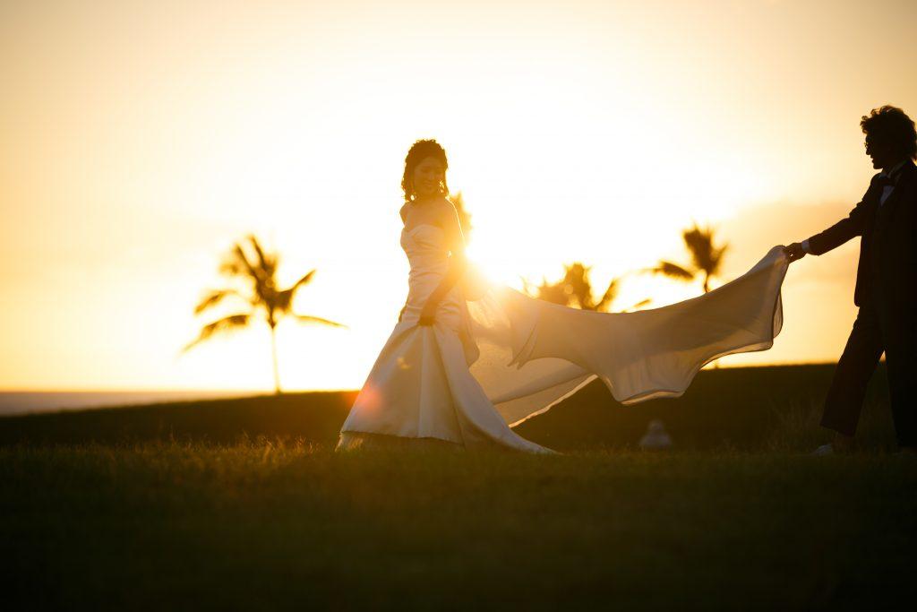 ハワイ サンセット 可愛い