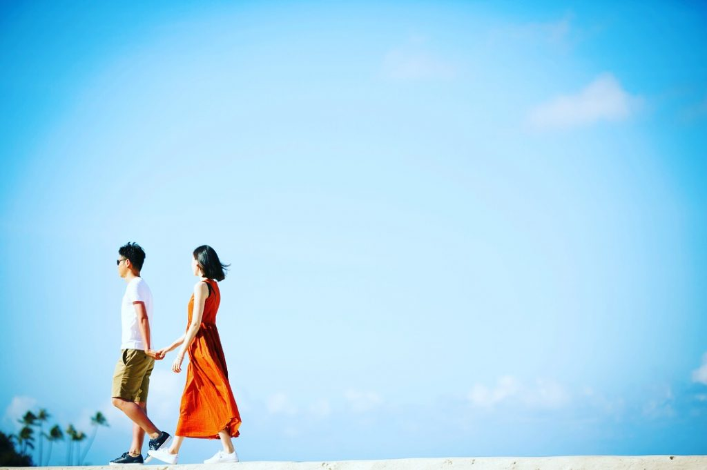 ハワイ 私服撮影 人気