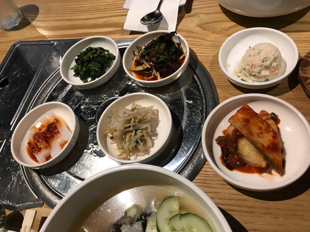 前菜 韓国料理 ハワイ