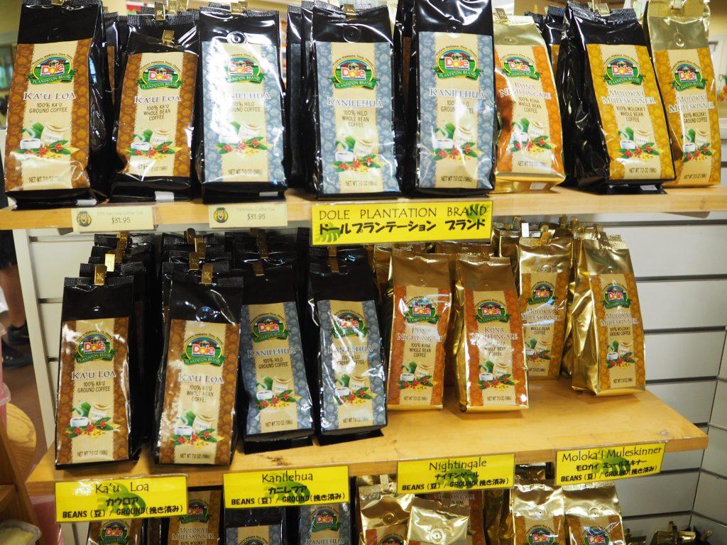 ハワイ コーヒー 人気