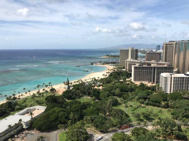 ハワイ 新型コロナウィルス影響