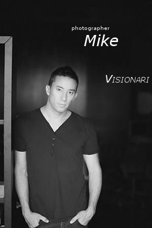 マイク ビジョナリ