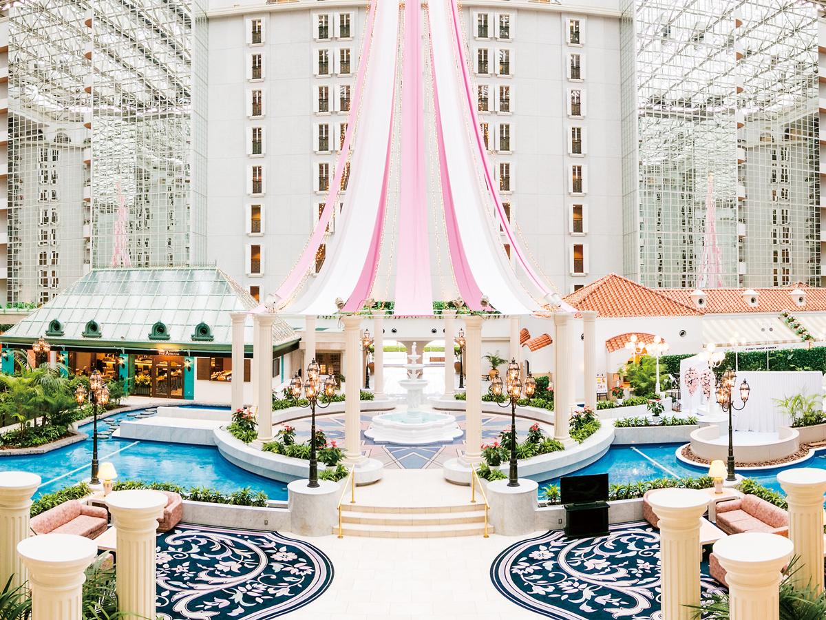 東京ディズニーリゾート(R)・オフィシャルホテル東京ベイ舞浜ホテルクラブリゾート