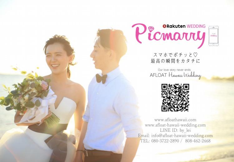 Picmarry×AFLOAT Hawaii フォトツアー