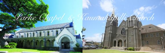 ハワイの教会でフォトツアーしちゃお♡