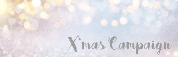 期間限定!クリスマスキャンペーン 11/25~12/25 ♡